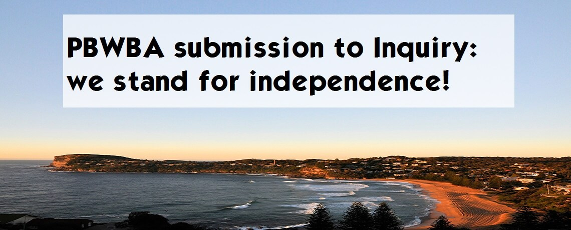 how to make a submission on da bayside council